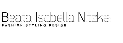 Beata Isabella Nitzke, Styling Stuttgart
